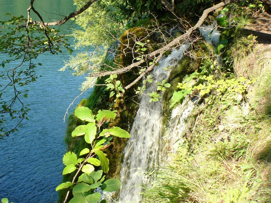 Plitvice waterval 1