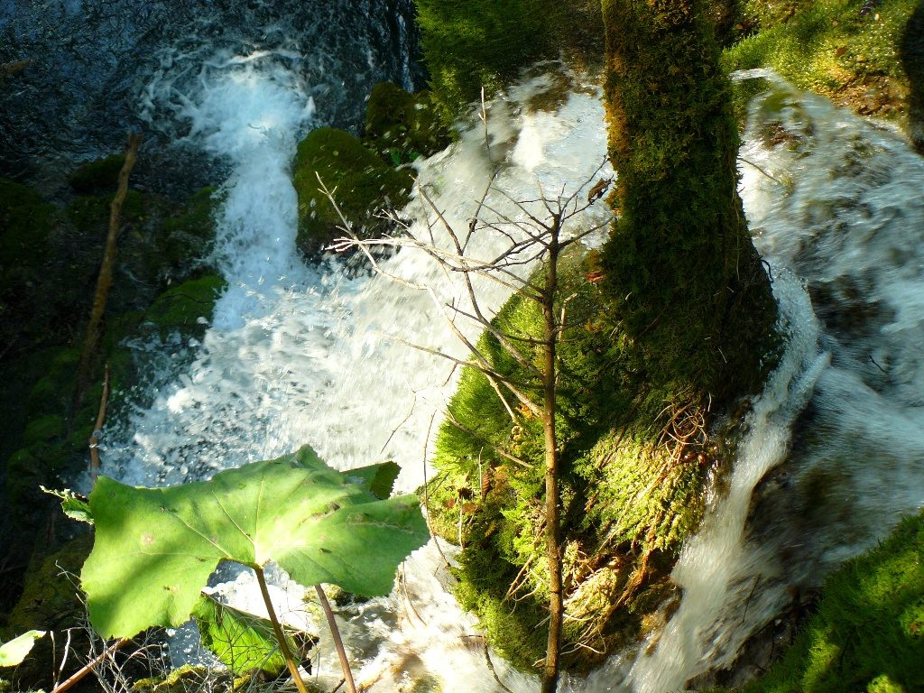 Plitvice waterval 2