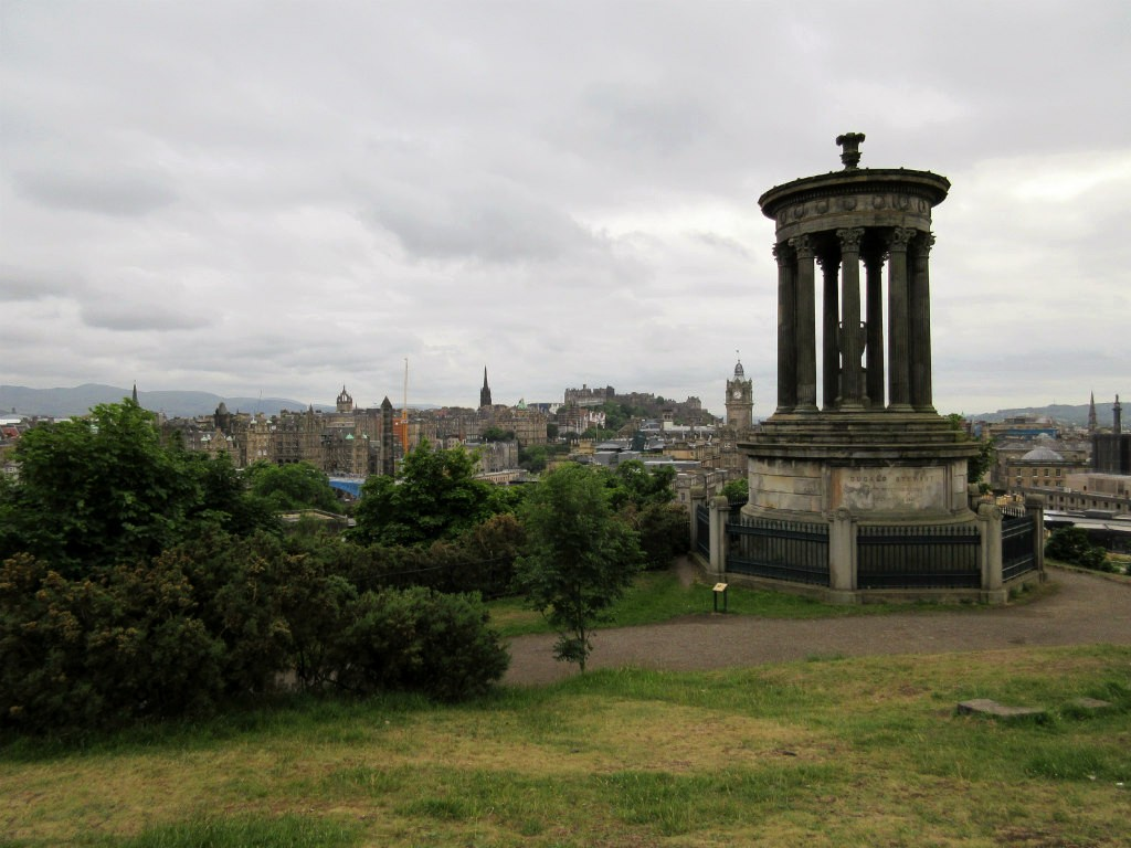 Carlton Hill Edinburgh