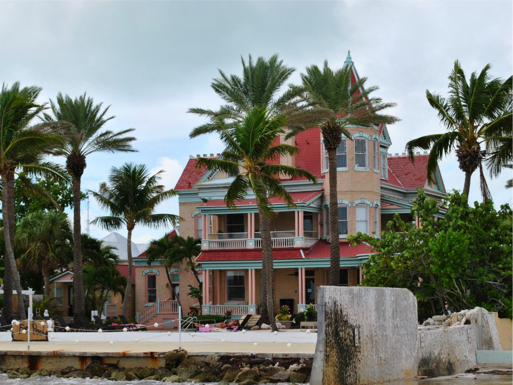 Southernmost house