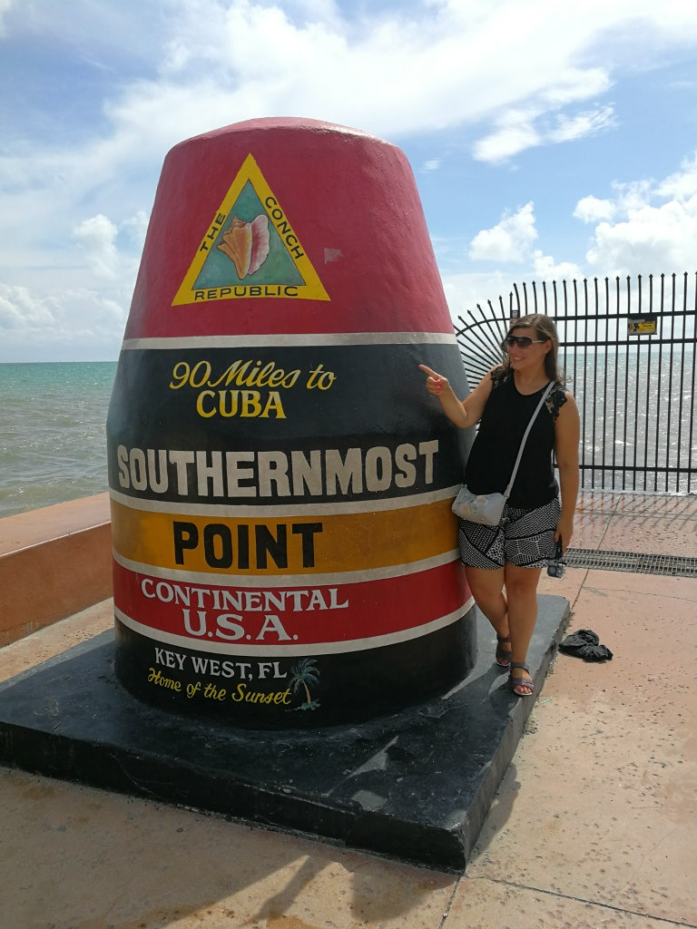 Southermost point